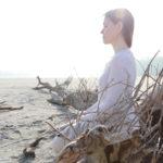 postura della mindfulness