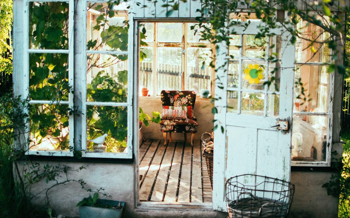 """Il principio del contenitore: come creare una """"quiet room"""" per la meditazione"""