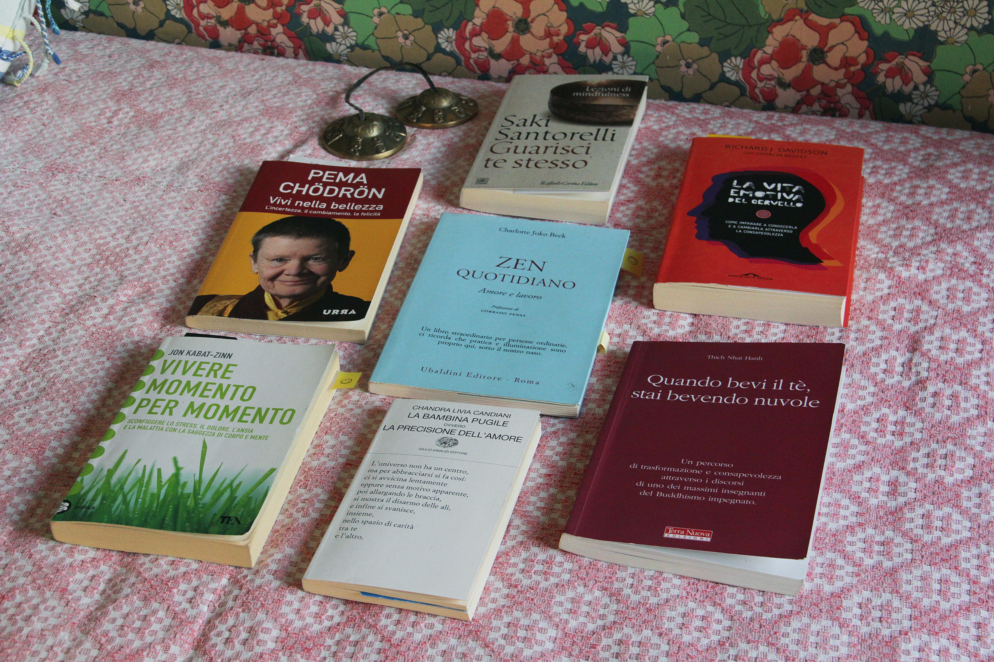 7 libri per capire meglio la Mindfulness