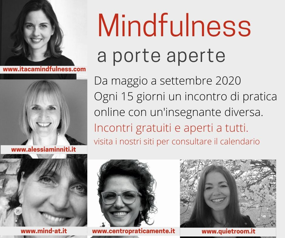 Mindfulness a porte aperte