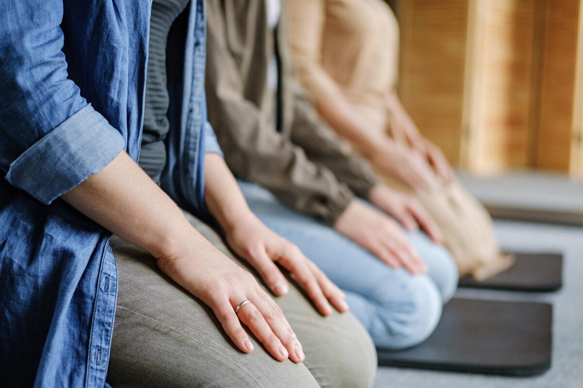 corso intensivo di Mindfulness MBSR autunno 2021